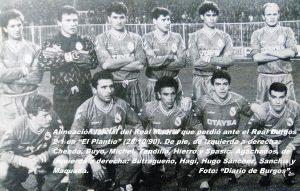 90-91 Real Burgos - Real Madrid 18 (5)