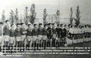COJ´91. El Montecillo (Aranda de Duero). Semifinal. 19-07-1991
